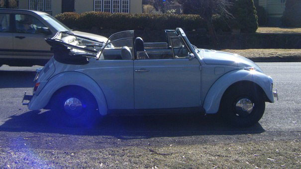 1968 VW Beetle Convertible For Sale - Volkswagen Bug For Sale
